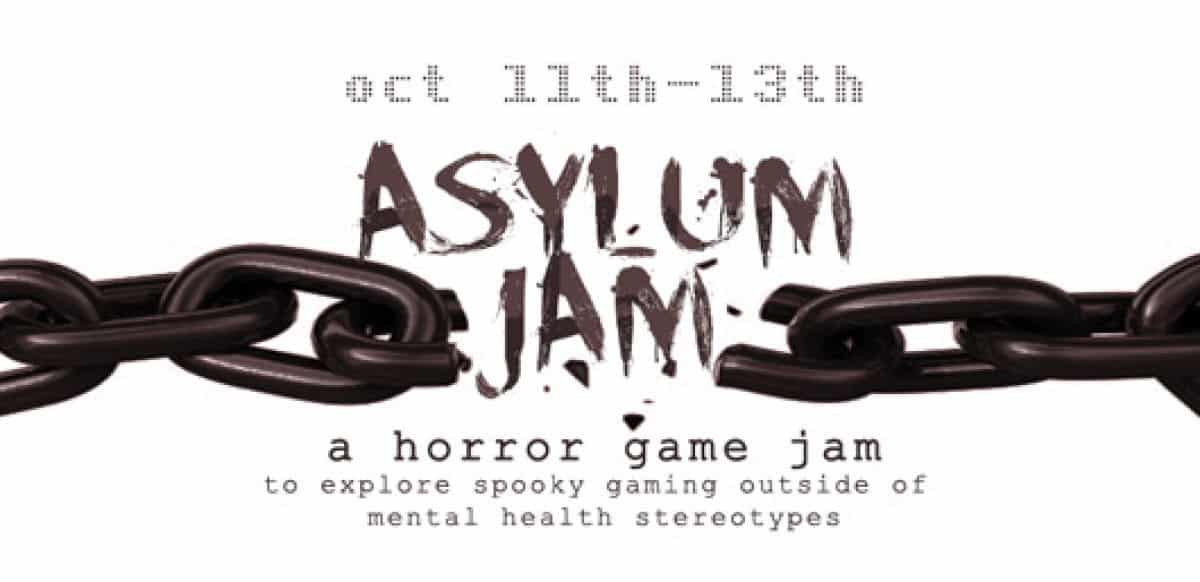 Asylum Jam the Horror-themed design competition kicks off this week