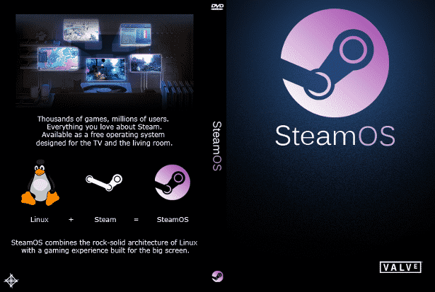 SteamOS is now available for download from Valve