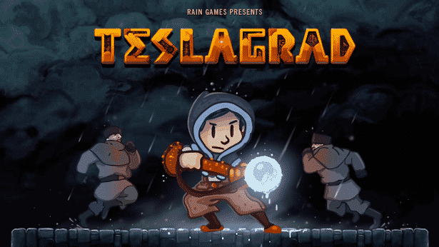 2d puzzle platformer teslagrad Officially Launches in linux gaming news