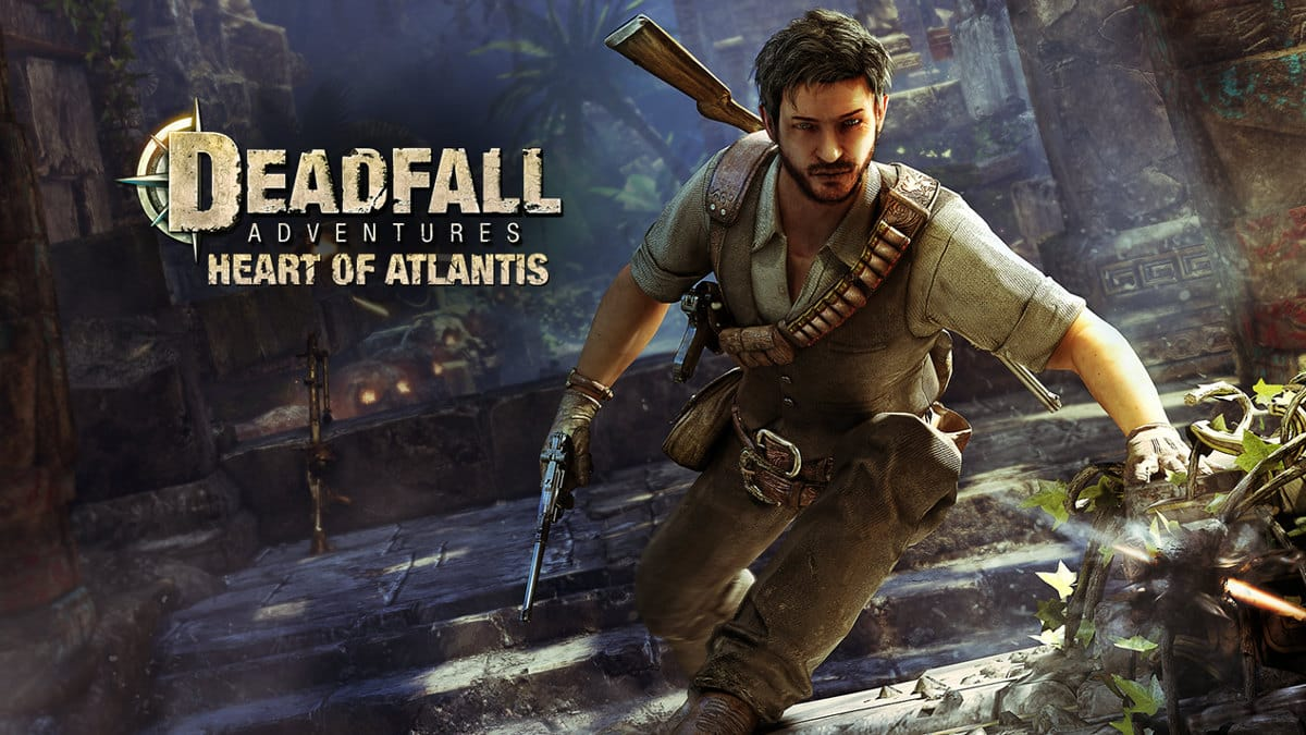 Deadfall Adventures fps comes to Linux