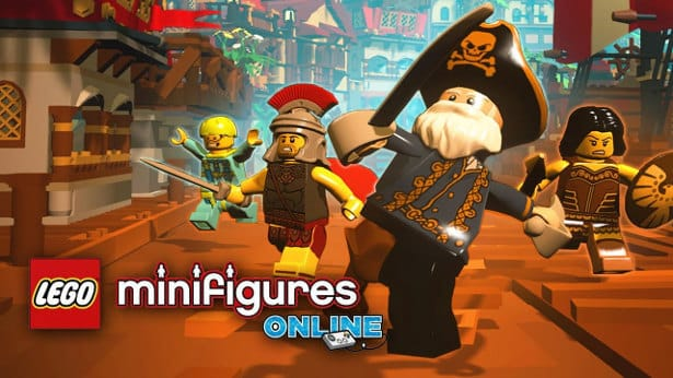 LEGO Minifigures Online officially available