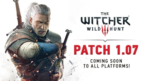 1.07 patch released for the witcher3 the wild hunt