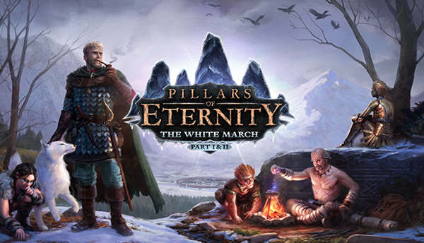 The White March: Part I first expansion for pillars of eternity