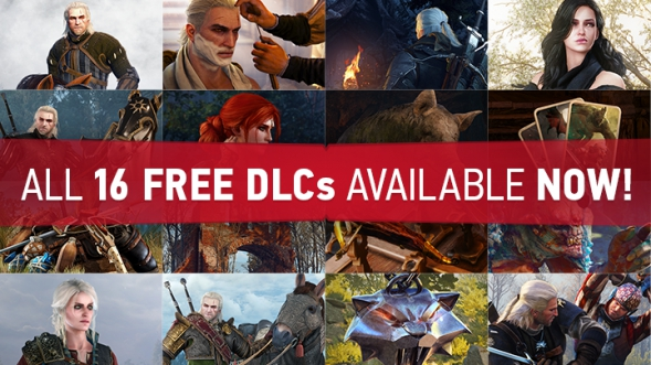 The Witcher 3: Wild Hunt wants free DLC to be an industry standard