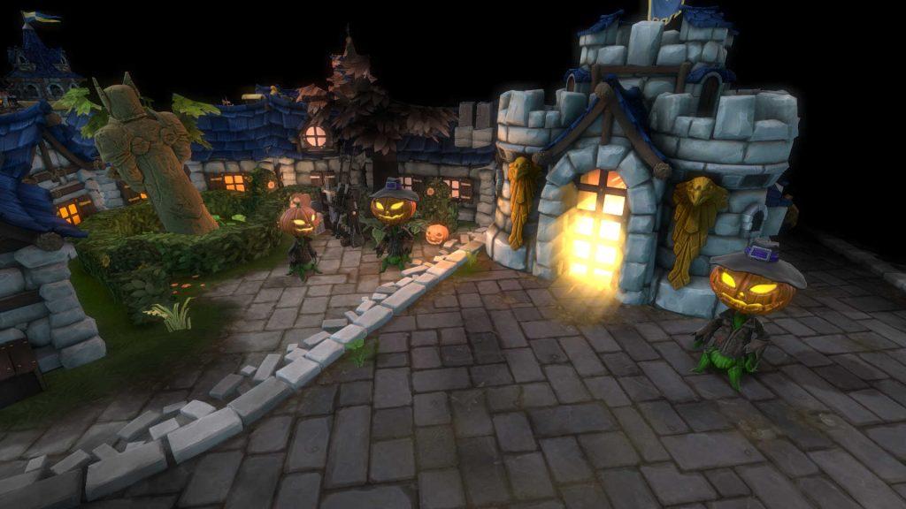 dungeons 2 a clash of pumpkins free dlc screen 02
