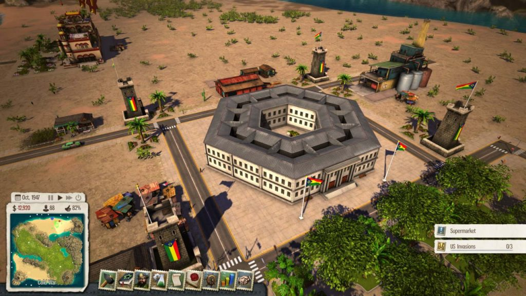 Tropico 5 Complete Collection generalissimo screenshot