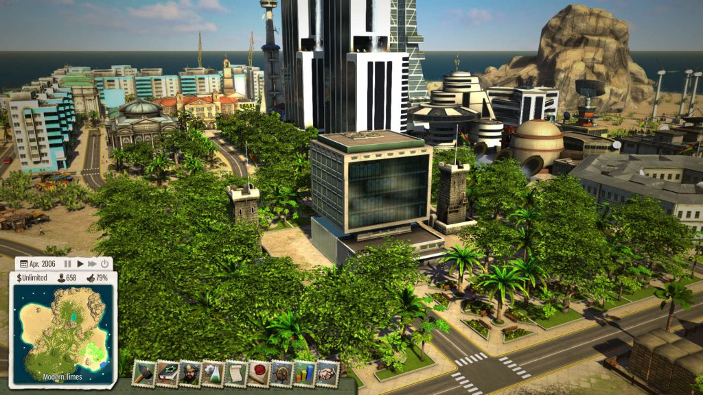 Tropico 5 Complete Collection supercomputer screenshot 04