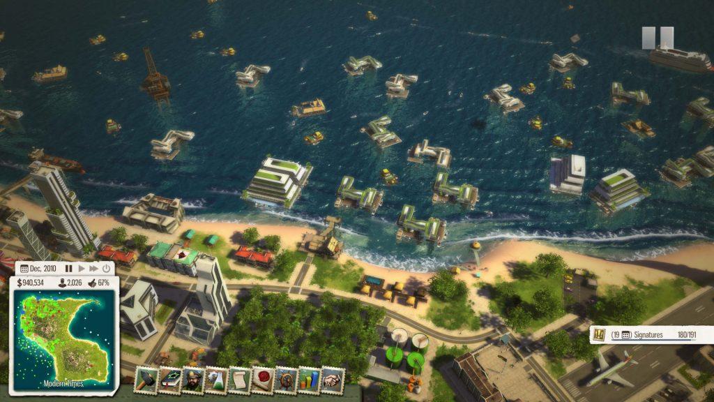Tropico 5 Complete Collection waterborne screenshot
