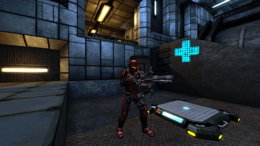 unvanquished alpha47 released for linux mac windows pc