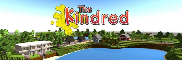 The Kindred gets big update blending Minecraft and Stonehearth