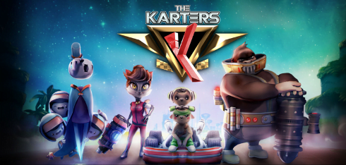 the karters racing game coming to linux windows pc early access