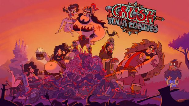 crush yourenemies launches for linux mac windows pc
