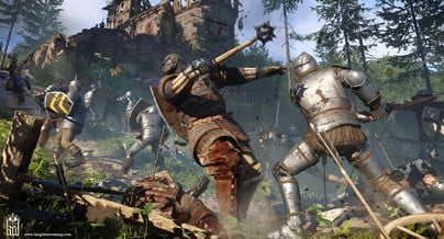 kingdom come deliverance to be first cryengine game coming to linux