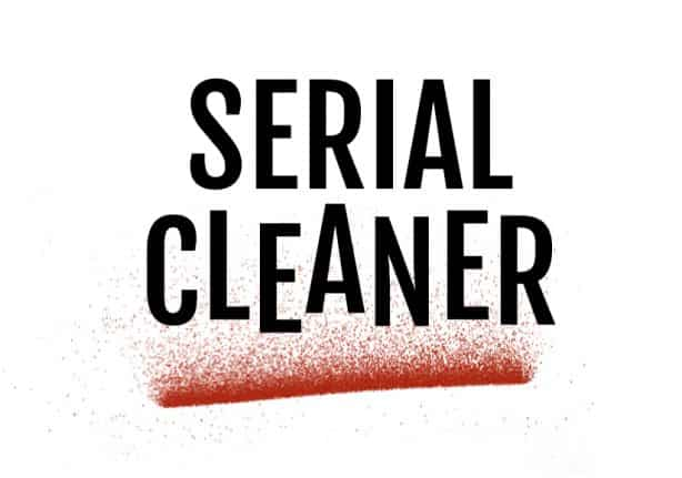 serial cleaner action launches in linux mac windows games