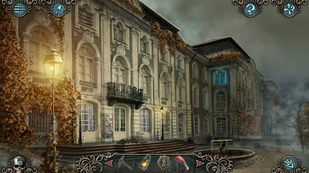 cursed hidden object horror adventure game screenshot 02