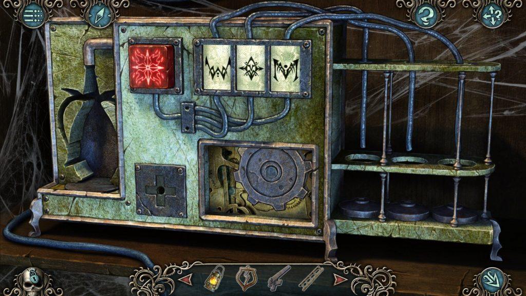 cursed hidden object horror adventure game screenshot 03