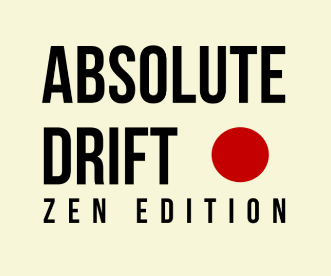 Absolute Drift: Zen Edition indie racing simulation for linux mac pc