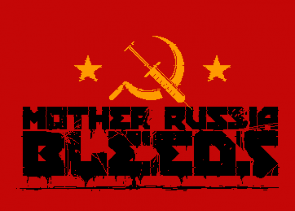 Mother Russia Bleeds beat em up gore launches on Linux, Mac and Windows PC