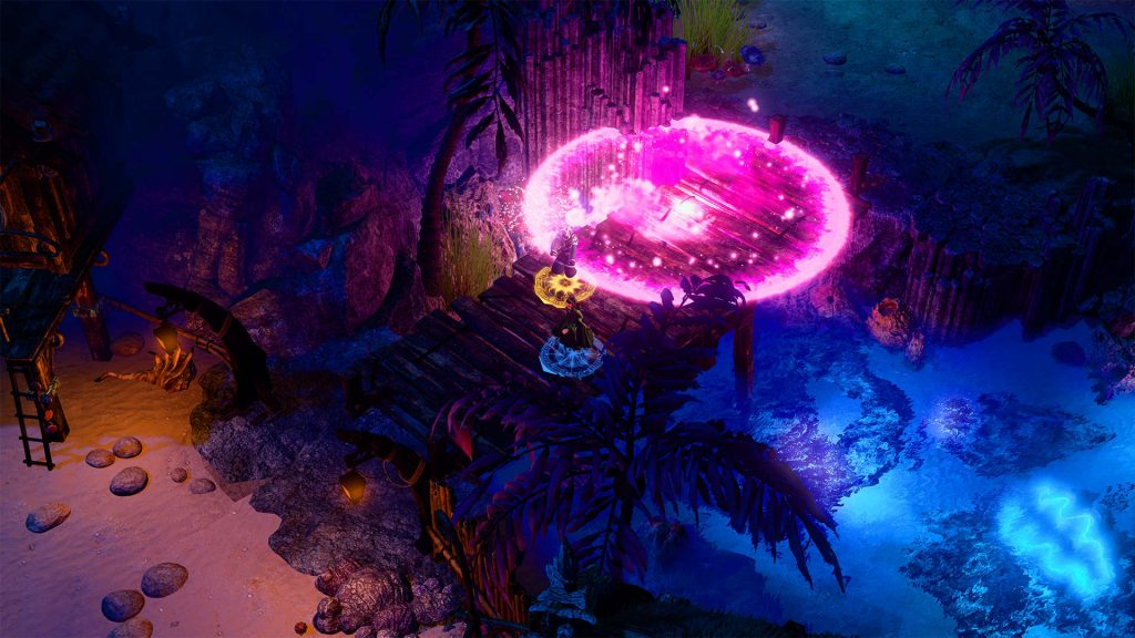 Nine Parchments announced from frozenbyte screenshot 04