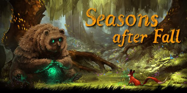 seasons after fall adventure platformer releases on Steam