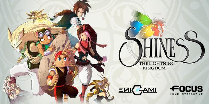 Shiness: The Lightning Kingdom new Gamescom trailer