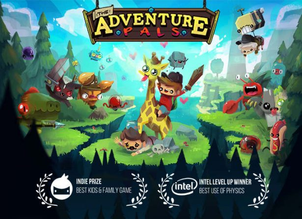 The Adventure Pals hits Kickstarter Goal for Linux, Mac and Windows PC
