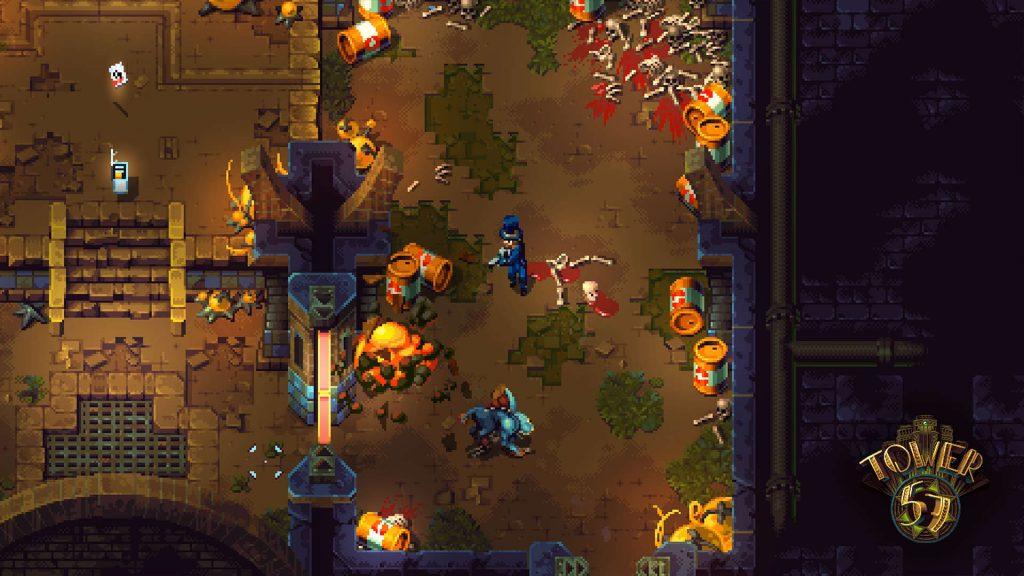 tower 57 screenshot 01