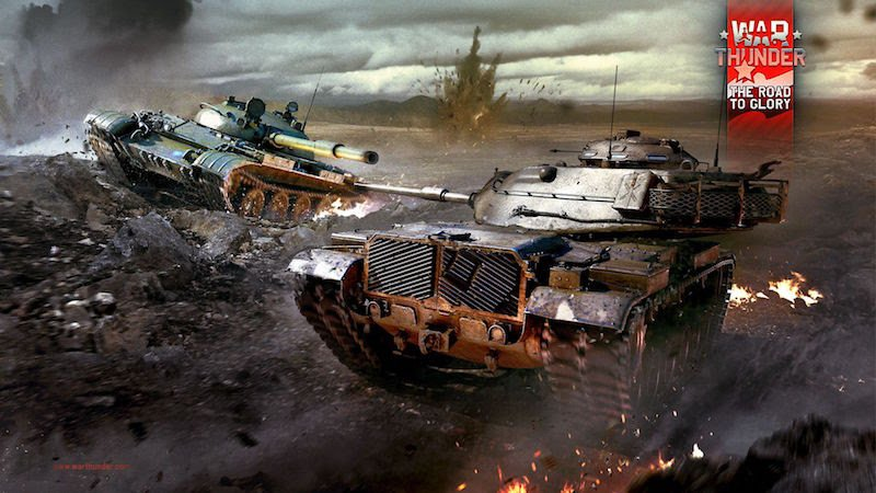 The Road to Glory update for war thunder linux mac pc
