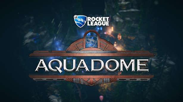 AquaDome arena coming for Rocket League