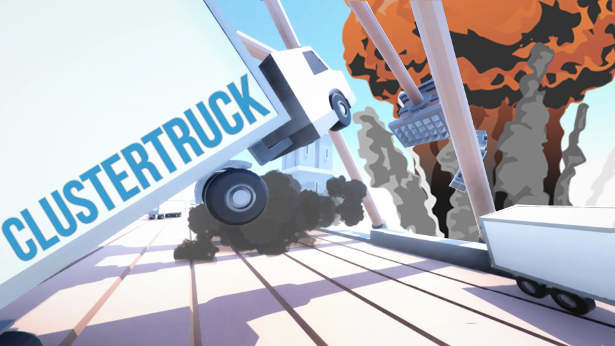 Clustertruck platformer pre-orders available for Linux, Mac and Windows PC