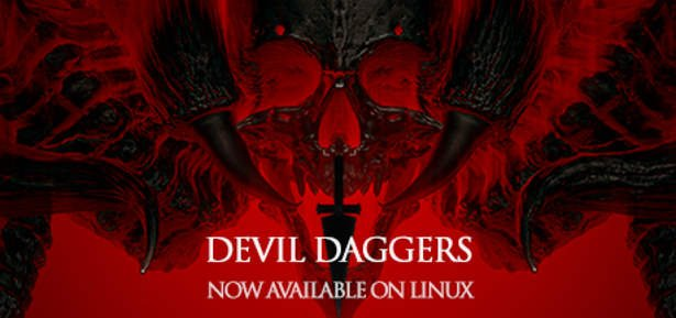 Devil Daggers Now Available For Linux
