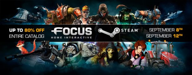focus publisher weekend steam sale linux mac pc
