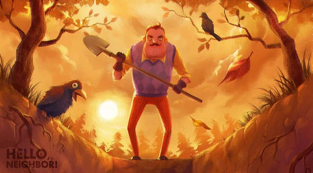 Hello Neighbor new trailer and Alpha signup
