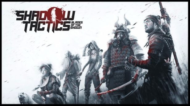 steam awards and shadow tactics needs your vote linux mac pc