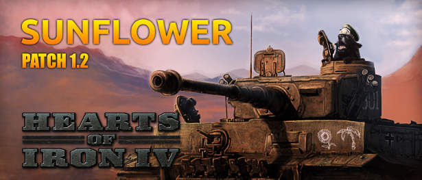 sunflower patch hearts of iron iv linux mac pc