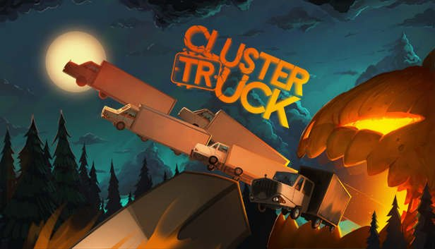 Clustertruck Halloween Update now live for Linux, Mac and PC