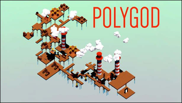 Polygod first-person roguelike releases on Linux