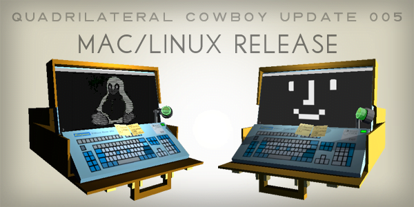 quadrilateral cowboy release on Linux
