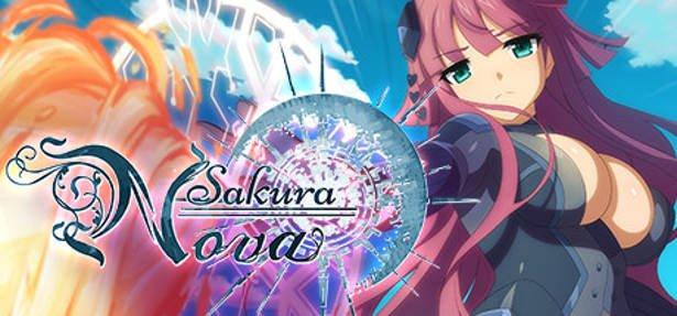 Sakura Nova visual novel adventure on Steam