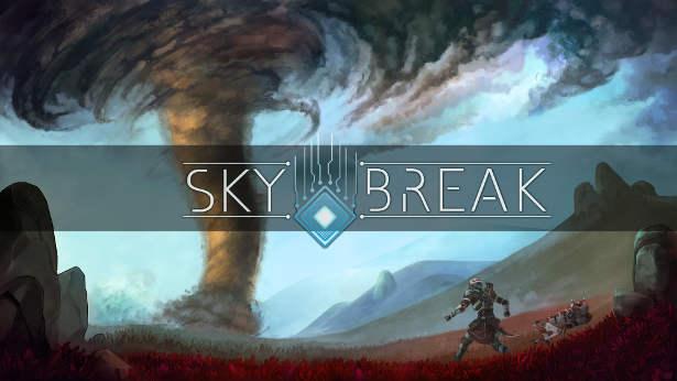 Sky Break sci-fi RPG fully released on Steam linux mac pc