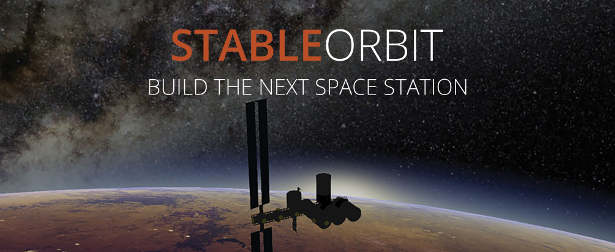 Stable Orbit a space station sim now on Steam linux mac pc