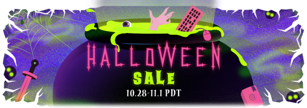Steam Halloween Sale suggestions for Linux   Linux Game News ...
