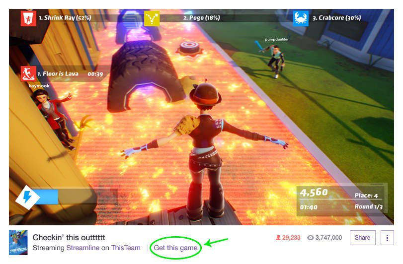 Streamline likely coming to Linux later and in-game twitch bounty