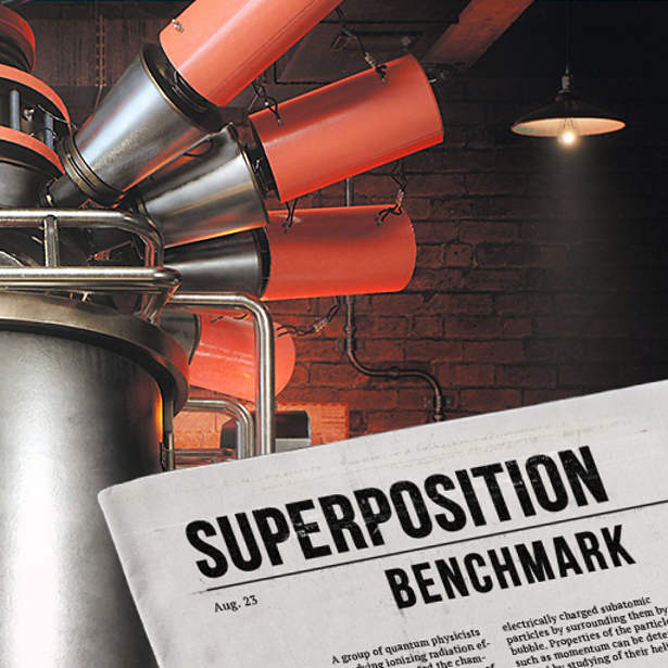 Superposition Benchmark GPU testing tool for Linux and PC
