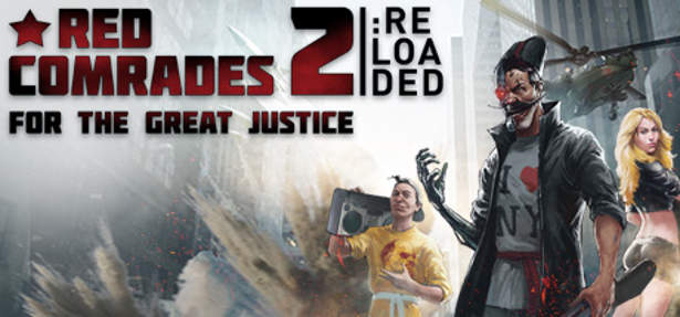 red comrades 2: for the great justice reloaded releases on Linux via steam