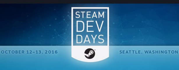 Steam Dev Days 2016 video content released on YouTube