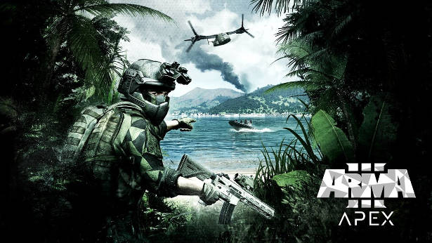 Arma 3 version 1.64 releases including Apex for Linux and Mac