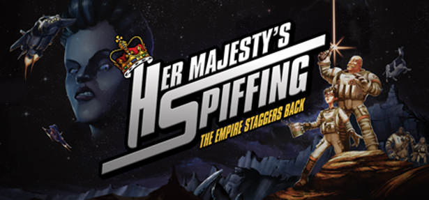 Her Majesty's SPIFFING launches on Steam with day-one support
