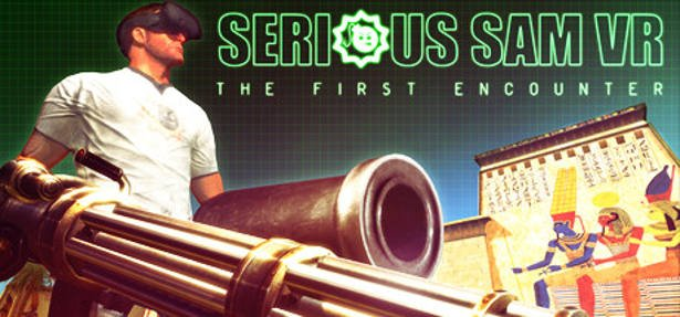 Serious Sam VR: The First Encounter and Linux support