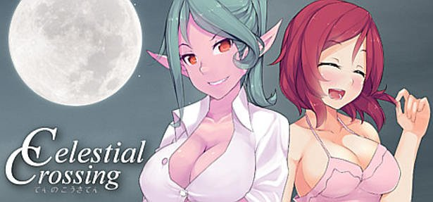 celestial crossing visual novel launches linux mac pc